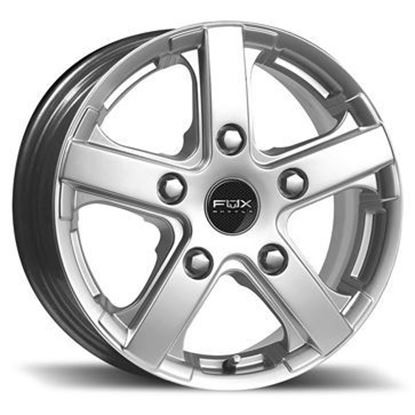 fox viper alloy wheels silver